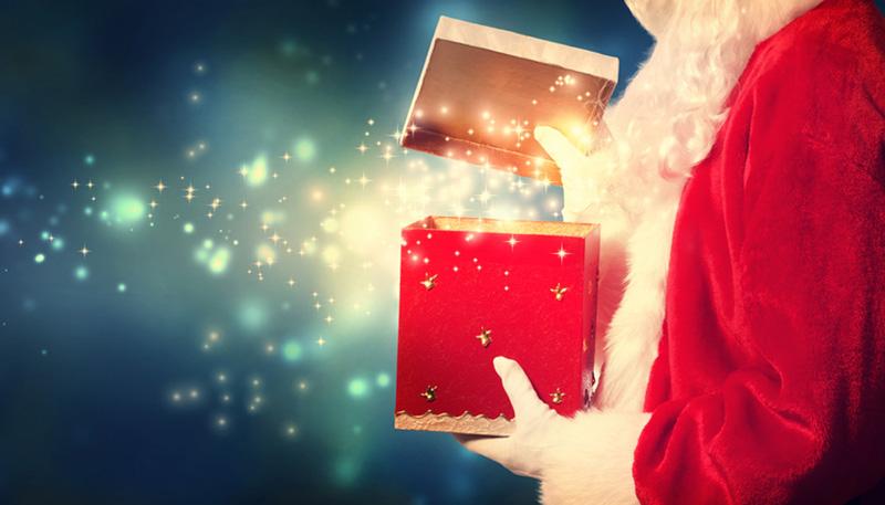 magia de natal